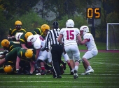 SNC Football v. Monmouth 3